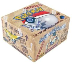 Fossil: 1st Edition: Booster Box
