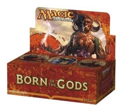 Born of the Gods: Booster Box