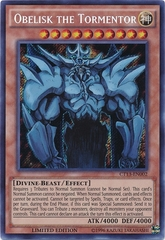 Obelisk the Tormentor - CT13-EN002 - Secret Rare - Limited Edition