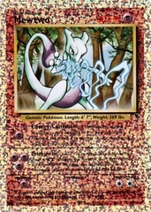 Oversized Mewtwo - S4/S4