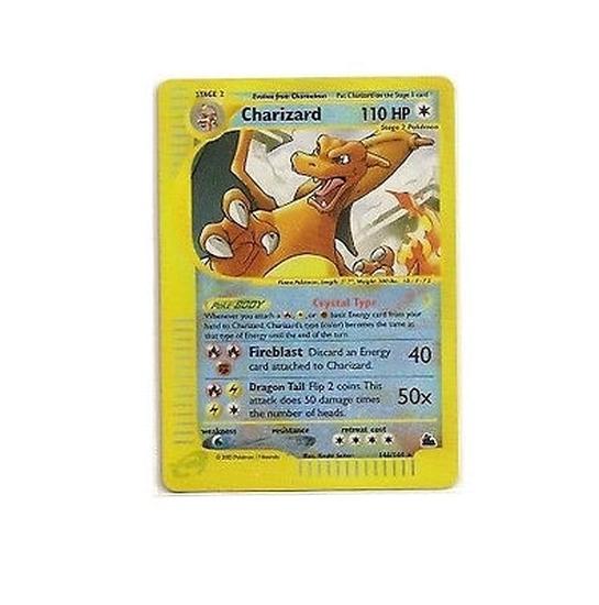 Charizard - 146/144 - Holo Rare - Reverse Holo