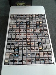 Star Wars Death Star II Light Side Rare Uncut Sheet