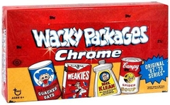 Wacky Packages: Chrome: Original '67-'73 Series: Booster Box