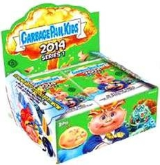 Garbage Pail Kids: 2014 Series 1: Booster Box: 2014 Edition