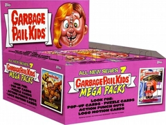 Garbage Pail Kids: Mega Packs: All-New Series 7: Booster Box: 2007 Edition