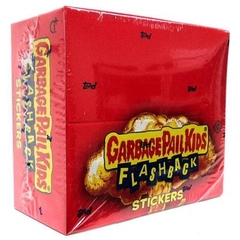 Garbage Pail Kids: Stickers: Series 2: Booster Box: 2011 Edition