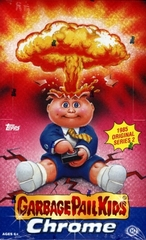 Garbage Pail Kids: Chrome: 1985 Original Series 2: Booster Box: 2014 Edition