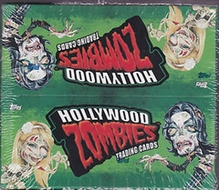 Hollywood Zombies: Booster Box: 2007 Edition
