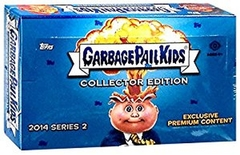 Garbage Pail Kids: 2014 Series 2: Collector's Edition: Damaged Box: Booster Box: 2014 Edition