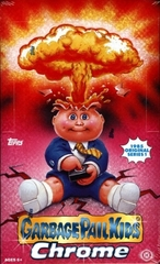 Garbage Pail Kids: Chrome: 1985 Original Series 1: Booster Box: 2013 Edition