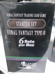 Final Fantasy Type-0: Starter Set: Box of 6
