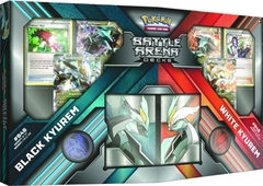 Battle Arena Decks: Black Kyurem Vs. White Kyurem: Box Set