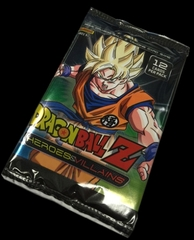 DBZ Heroes & Villains: Booster Pack