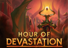 4x Hour of Devastation Common Complete Set (No Token/Basic Lands)