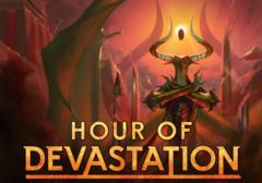 4x Hour of Devastation Common Complete Set (No Token/Basic Lands)