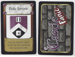 Castle Panic Fickle Fortune Promo Card