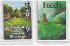 Valeria Pack of 3 Domain Court/Field/Coliseum Cards