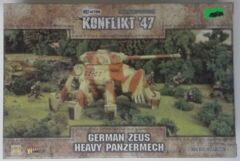 German Zeus Heavy Panzermech: 452410201