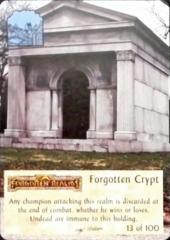 013/100 Forgotten Crypt