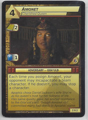 Amonet Cherished Queen - 2R2 - Rare