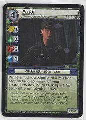 Elliot Distinguished Lieutenant - 2R86 - Rare