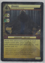 Anubis Powerful Nemesis (Foil) - 2Ur287 - Ultra Rare