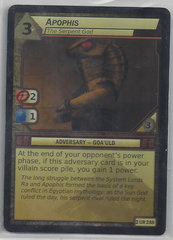 Apophis The Serpent God (Foil) - 2Ur288 - Ultra Rare