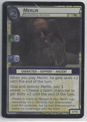 Merlin Dissenting Ancient (Foil) - 3P8 - Promo