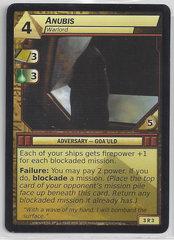 Anubis Warlord - 3R3 - Rare