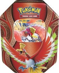 Collector's Tin (Ho-oh - GX)