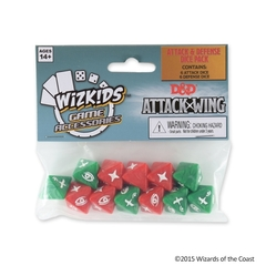 Attack and Defense Dice Pack: 739W071714