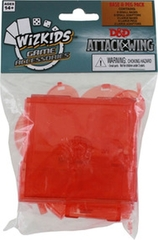 Base and Peg Pack(Red): 739W071714