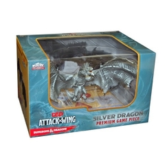 Silver Dragon: Premium Game Piece: 739W013015