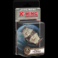 Scurrg H-6 Bomber: Expansion Pack : SWX65