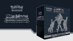 Sun & Moon: Burning Shadows: Elite Trainer Box