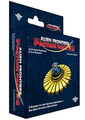 Alien Frontiers: Faction Pack #2: 2014 Ediition