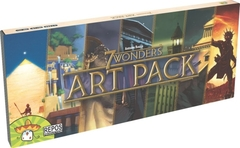 7 Wonders: Art Pack: 2015 Edition