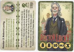 Kill Doctor J Robert Lucky Promo BUTTON MEN CHEAPASS GAMES