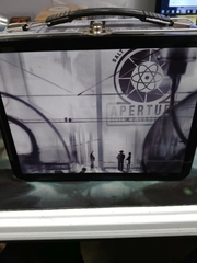 Portal 2: Aperture: Tin Lunch Box