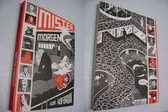 Mister Morgen by Igor Hofbauer Graphic Novel Paperback 2017