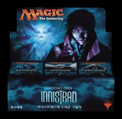 3x Shadows over Innistrad: Korean: Booster Pack