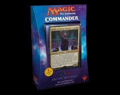 Arcane Wizardry: 2017 Commander