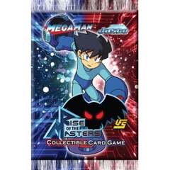 UFS: Rise of the Masters: Mega Man: Booster Pack