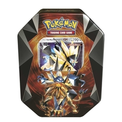 Collector's Tin (Dusk Mane Necrozma GX)