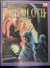 D20: Sheoloth: City of Drow