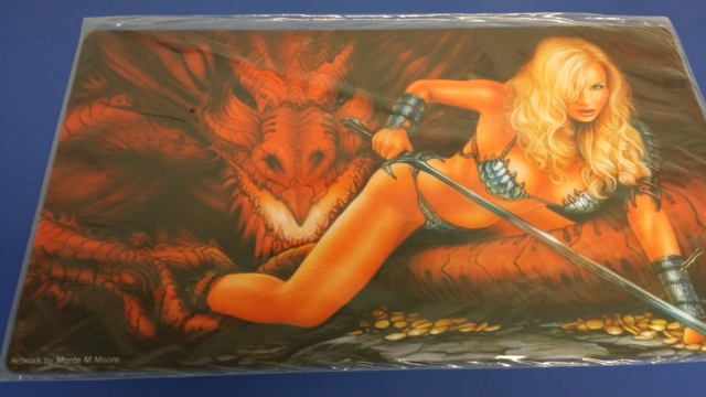 Playmat AOM Monte Moore Come and Get it