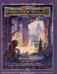 Forgotten Realms: Moonshae Campaign Acc FR2 9217
