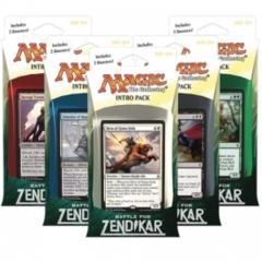 Battle for Zendikar: Intro Pack: Box of 10