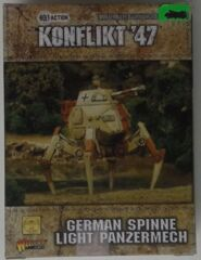 German Spinne Light Panzermech: 452410202