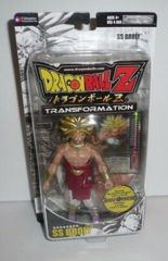 SS Broly: Dragonball Z Transformation Figure +promo
